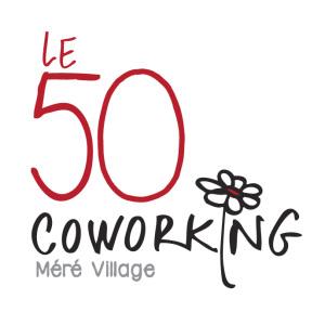 Logo Le 50 Coworking