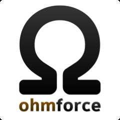 logo OHM Force