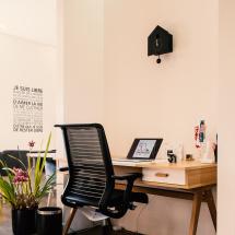 Bureau de la patronne ;-) Le 50 Coworking