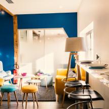 Salon café Le 50 Coworking