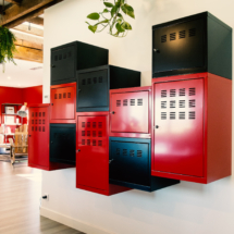 Casiers Le 50 Coworking