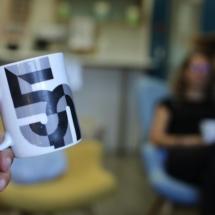 Pause café au 50 Coworking