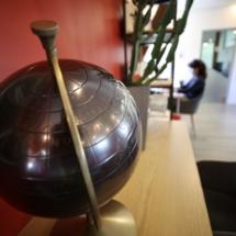 Ambiance zen dans l'Open space calme du 50 Coworking